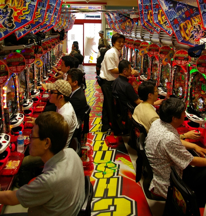 Gambling Laws In Japan