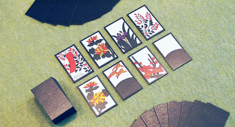 Japanese Card Games